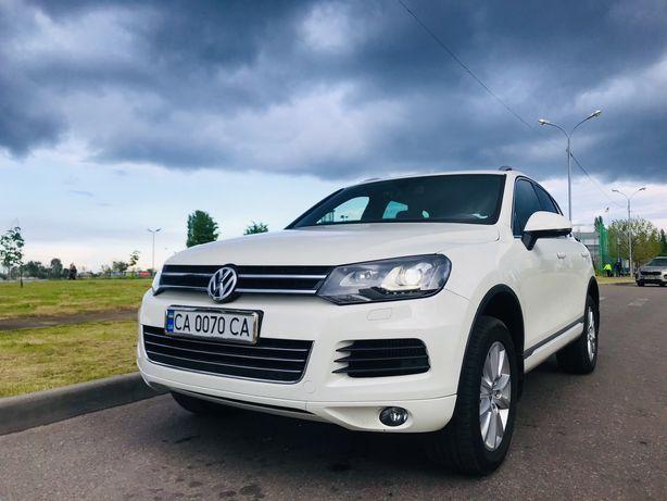 Volkswagen Touareg Exclusive Pnevmo 2012