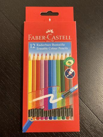 Цветные карандаши faber-castel