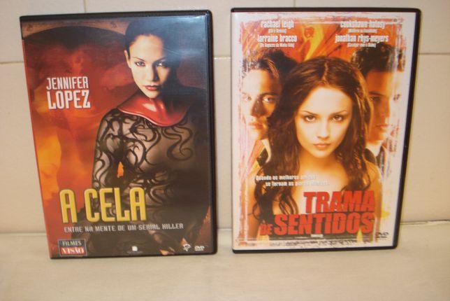 DVDs filmes - para coleccionadores
