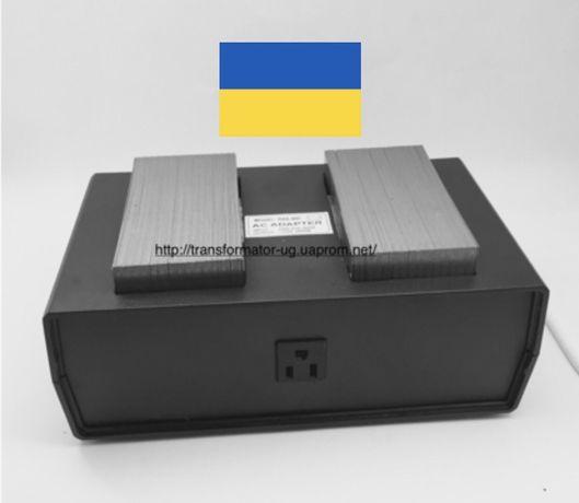преобразователь с 220v на 110v 2500w