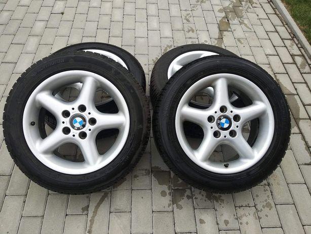Felgi BMW Styling 5x120 Opony Kormoran