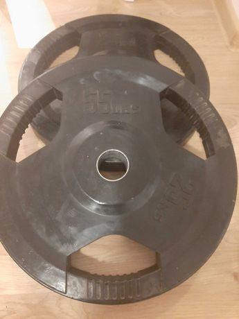 Obciążenie  2x25kg