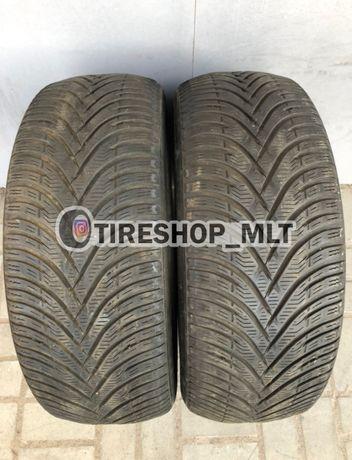 Зимняя резина шины (пара) 225/55R17 BFGOODRICH 18год