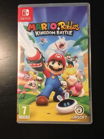 Super Mario Rabbids Nintendo Switch