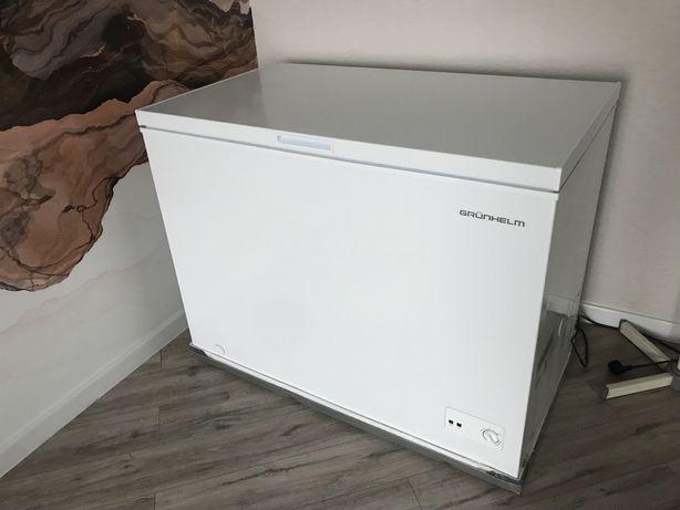 Продам морозильный ларь Grunhelm CFM 300
