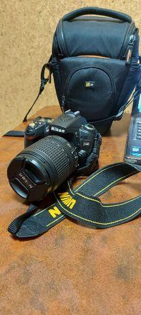 Nikon D 90 зеркальный