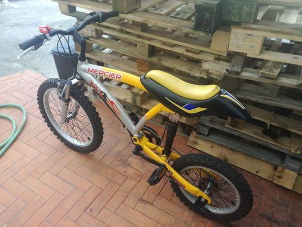 Vendo Bicicleta mercier praticamente nova