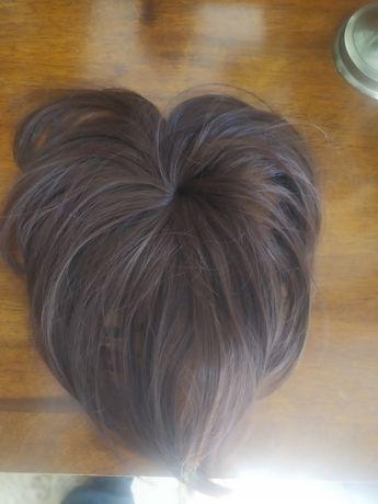 Nakładka- peruczka czekoladowy brąz