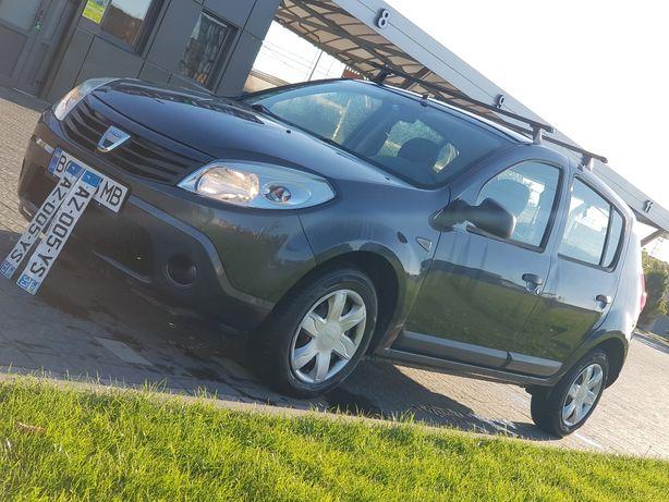 Dacia sandero 1.4газ/бензин 2010рік!