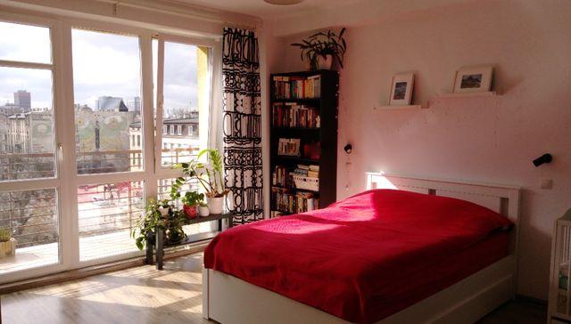 Wyjątkowe, atrakcyjne mieszkanie w ścisłym centrum Łodzi