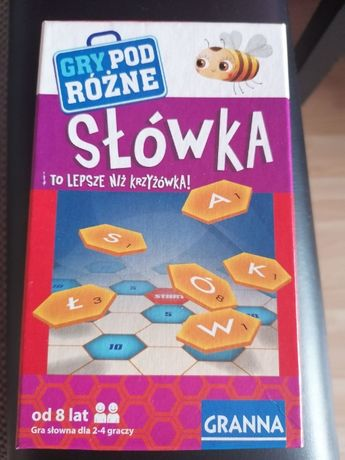 Gra- Słówka od 8 lat