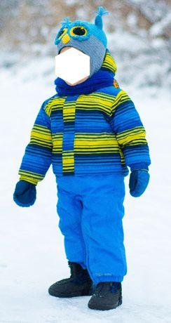 Columbia 12-18 месяцев, комбинезон и курточка, коламбия, термо