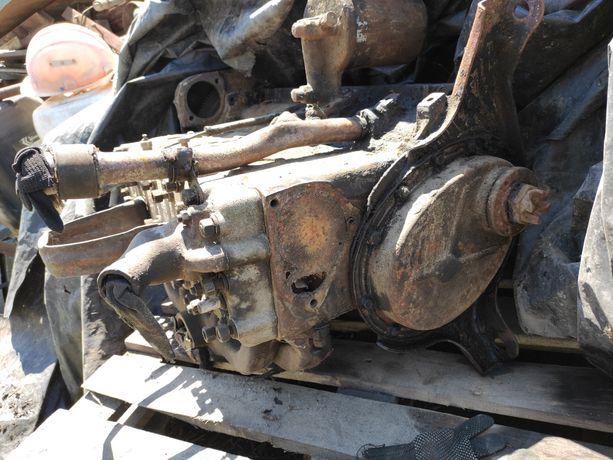 Двигун ГАЗ 52 шестициліндровий
