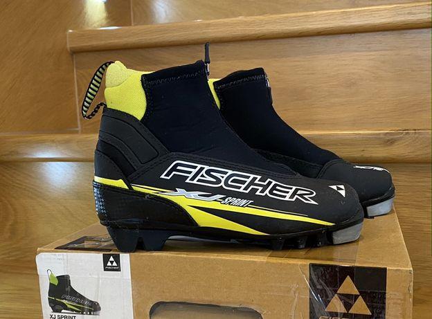 Fischer XJ Sprint r.33 NNN buty na biegówki