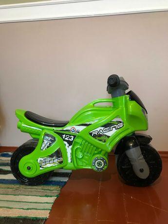 Дитячий мотоцикл Для катання Technok toys