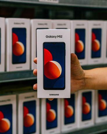 Samsung Galaxy M12 128GB/4GB M127 Dual SIM Preto Recondicionado