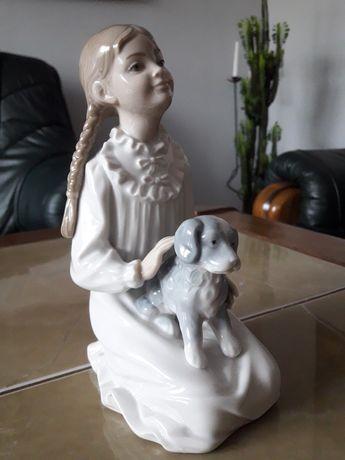 Figurka porcelanowa Nao lladro Hiszpania