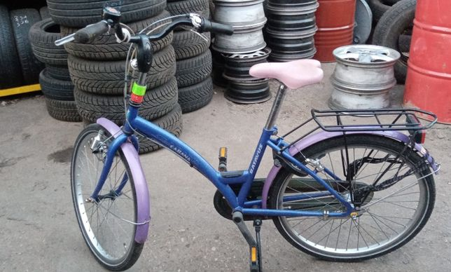 Rower Batavus koła 24 cale
