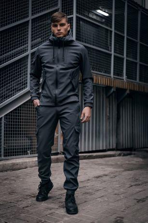 Чоловічий спортивний костюм (з флісом)