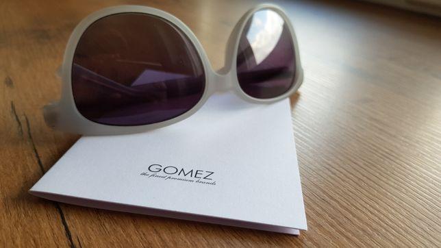 Okulary przeciwsłoneczne Ted Baker szary mat