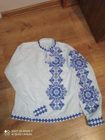 Вышиванка рубашка на мальчика