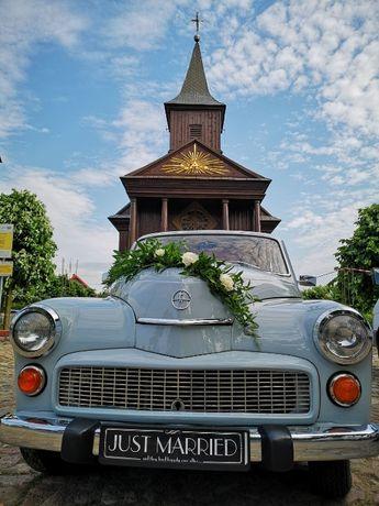 Auto na Ślub.WARSZAWA 223.