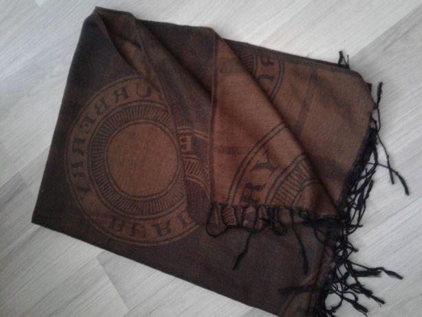 Burberry косынка платок шарф женский