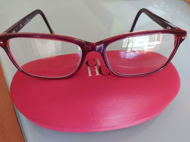 Armação óculos - Carolina Herrera