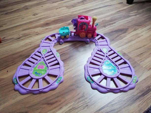 My little pony kucyki pociąg przyjaźni Hasbro