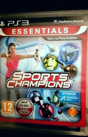 Gra ps3 sports champions