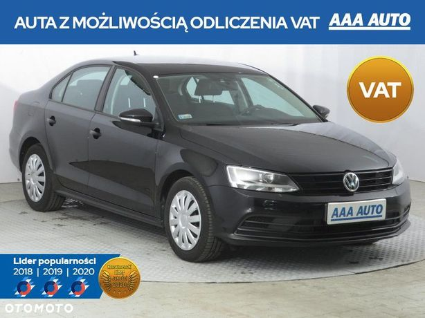 Volkswagen Jetta 2.0 TDI Trendline , Salon Polska, 1. Właściciel, Serwis ASO, VAT 23%,