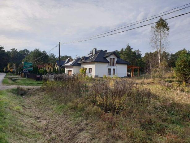 Działka budowlana w Cerekiew Kolonia k. Radomia 2159m2