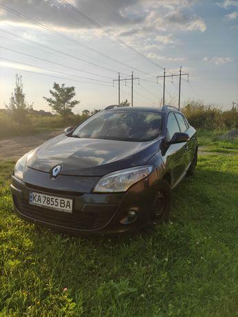 Рено Меган Renault Megane 2011