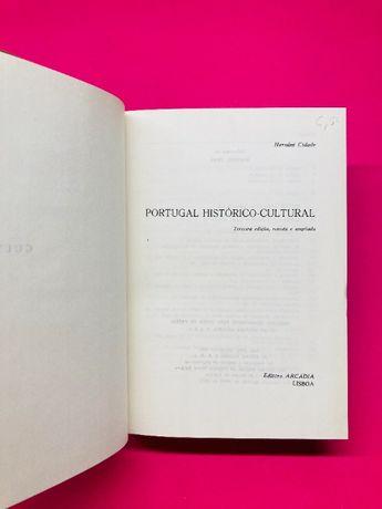 Portugal Histórico- Cultural - Hernâni Cidade