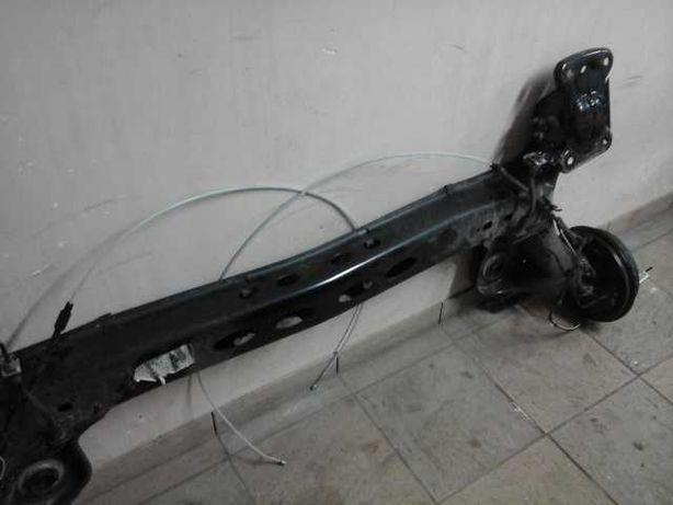 Polo 2G,Ibiza 6f oś tylna