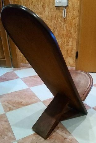 """Cadeira africana (tipo """"de soba"""")"""