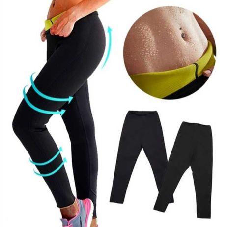 Штаны для похудения, фитнеса, йоги, бега из неопрена