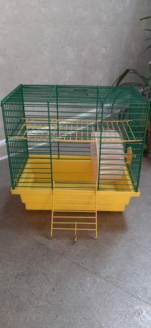 Клетка для грызунов 27×17×27 см