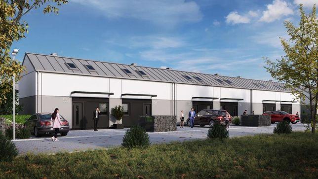 Mieszkanie 53,44 m² z ogrodem !! Osiedle z garażami !!