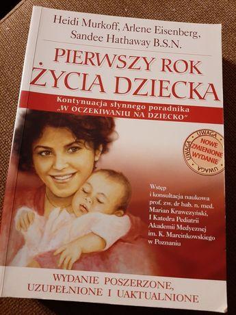 Książka - Pierwszy rok życia dziecka