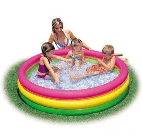 Детский надувной бассейн Intex 147*33см,  Дитячий надувний басейн