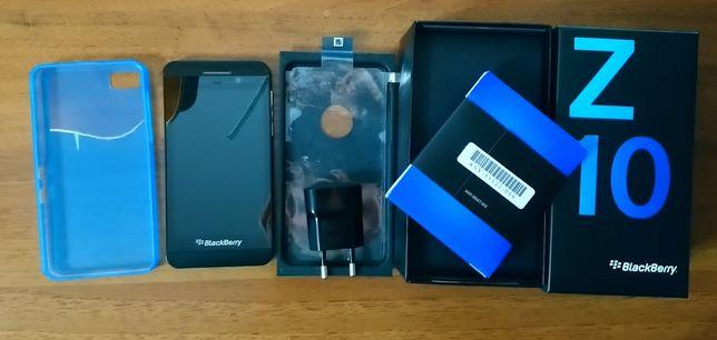 Blackberry z 10.