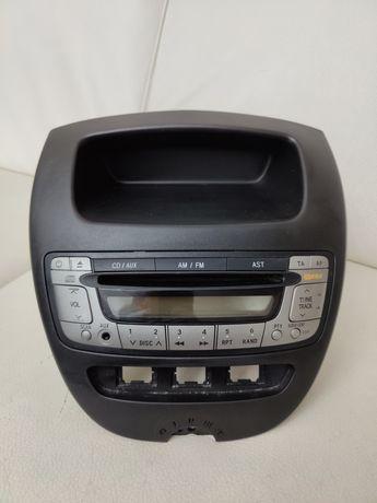 Radio Toyota Aygo, citroen c1, Peugeot 107