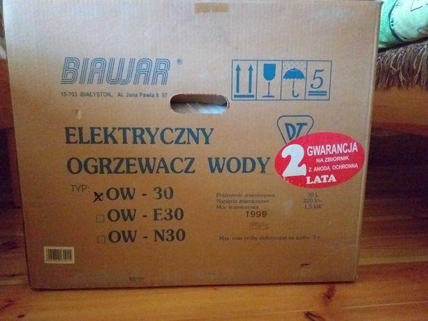 Elektryczny ogrzewacz wody BIAWAR OW-30