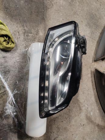 Audi A5 8t lampa prawa Xenon LED Europa