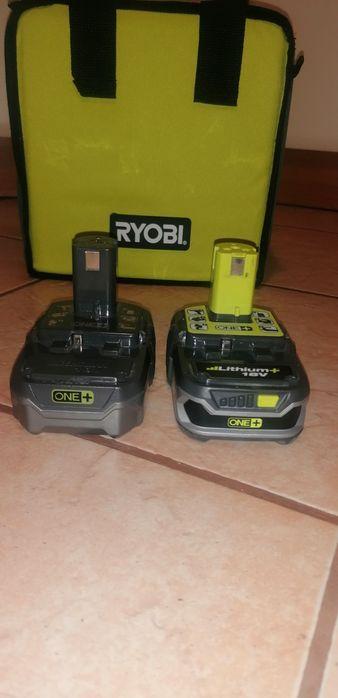 Akumulator, bateria ryobi one+ 18.0v 1.5Ah, i 2.0Ah Biery - image 1