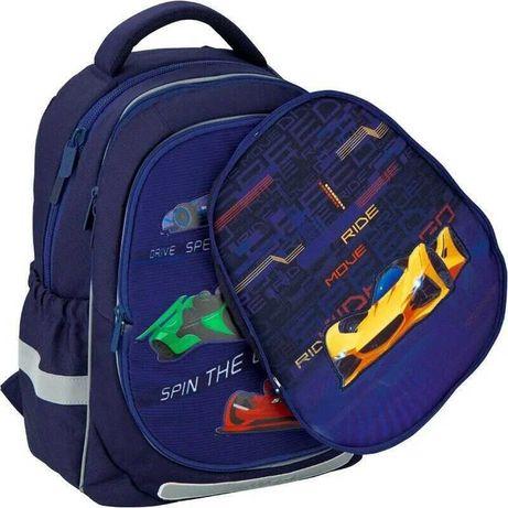 Рюкзак шкільний  Kite 700 Fast cars K20-700M(2p)-4