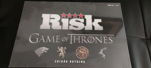Risco game of thrones