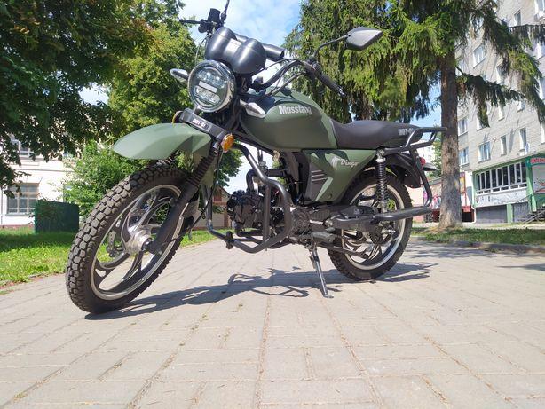 Новий Мотоцикл Mustang Dingo 125 (Безкоштовна Доставка до 100 км)