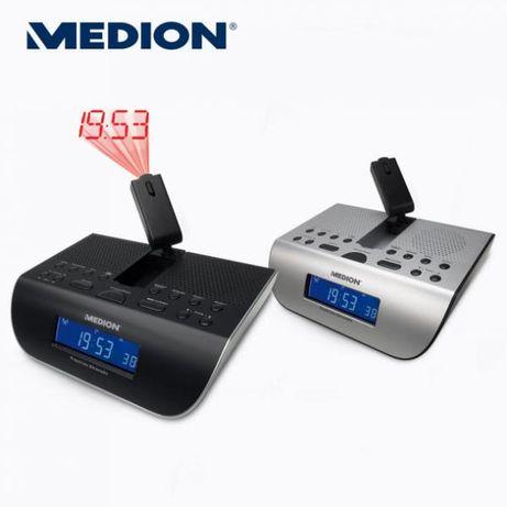 Medion Radio budzik z projektorem godziny